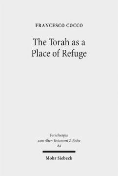 The Torah as a Place of Refuge - Cocco, Francesco