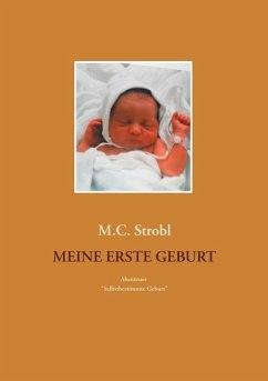 Meine erste Geburt (eBook, ePUB)