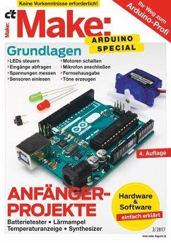 Make: Arduino special (eBook, PDF) - Make-Redaktion