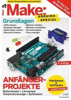Make: Arduino special (eBook, PDF)