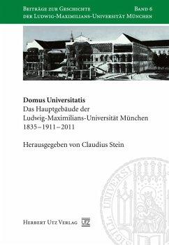 Domus Universitatis (eBook, PDF) - Stein, Claudius