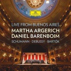 Live From Buenos Aires - Martha Argerich/Daniel Barenboim