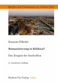 Romanisierung in Kilikien? (eBook, PDF)