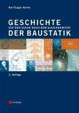 Geschichte der Baustatik (eBook, ePUB)