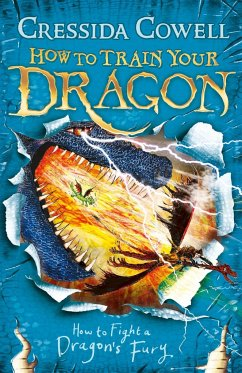 How to Train Your Dragon: How to Fight a Dragon's Fury - Cowell, Cressida