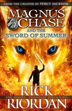 Magnus Chase 01 and the Sword of Summer - Riordan, Rick