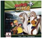 Das Abstiegsgespenst! / Teufelskicker Hörspiel Bd.61 (1 Audio-CD)