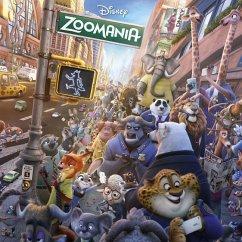 Zoomania (Zootopia) - Michael Giacchino