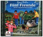 Fünf Freunde und der chinesische Pflanzenzauber, 1 Audio-CD