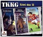 Ein Fall für TKKG Krimi-Box, 3 Audio-CDs