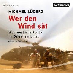Wer den Wind sät (MP3-Download) - Lüders, Michael