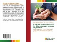 Caracterização agronômica de diferentes cultivares de feijão caupi