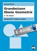 Grundwissen Ebene Geometrie (eBook, PDF)