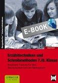 Erzähltechniken und Schreibmethoden 7./8. Klasse (eBook, PDF)