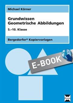 Grundwissen Geometrische Abbildungen (eBook, PDF) - Körner, Michael