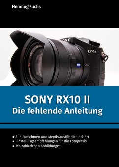 Sony RX10 II (eBook, ePUB)