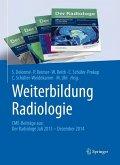 Weiterbildung Radiologie (eBook, PDF)