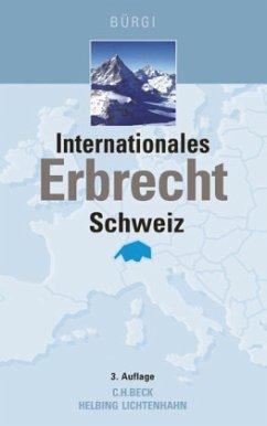 Internationales Erbrecht Schweiz