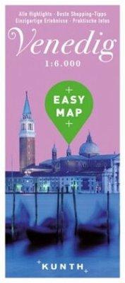 EASY MAP Europa VENEDIG