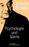 Psychologie und Werte (eBook, ePUB)