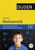 Wissen - Üben - Testen: Mathematik 4. Klasse (eBook, PDF)