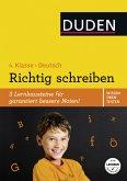 Wissen - Üben - Testen: Deutsch - Richtig schreiben 4. Klasse (eBook, PDF)