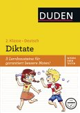 Wissen - Üben - Testen: Deutsch - Diktate, 2. Klasse (eBook, PDF)