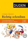 Wissen - Üben - Testen: Deutsch - Richtig schreiben 2. Klasse (eBook, PDF)