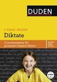Wissen - Üben - Testen: Deutsch - Diktate, 4. Klasse (eBook, PDF)