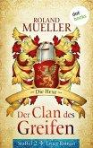 Die Hexe / Der Clan des Greifen Staffel 2 Bd.1 (eBook, ePUB)