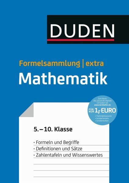 Pdf formelsammlung mathe