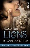 Im Bann des Rudels / Lions (eBook, ePUB)