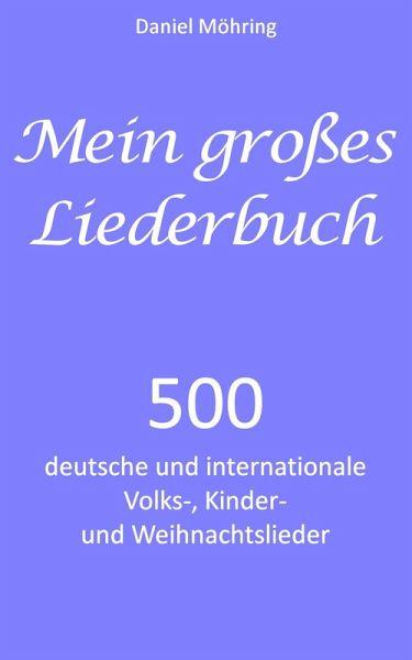 Deutsche Kinder Weihnachtslieder.Mein Großes Liederbuch Ebook Epub