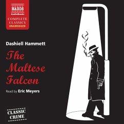The Maltese Falcon (Unabridged) (MP3-Download) - Hammett, Dashiell