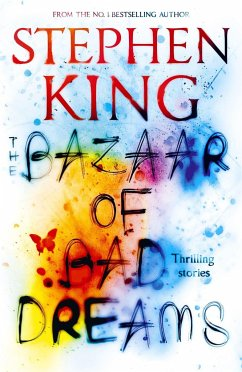 The Bazaar of Bad Dreams - King, Stephen