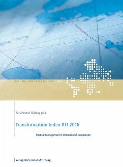 Transformation Index BTI 2016 (eBook, PDF)
