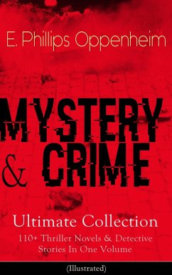 MYSTERY & CRIME Ultimate Collection: 110+ Thril...