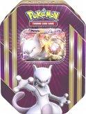 Pokemon (Sammelkartenspiel) Tin Deck Box Serie 55 Mewtu