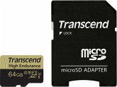 Transcend microSDXC 64GB Class 10 MLC High Endurance