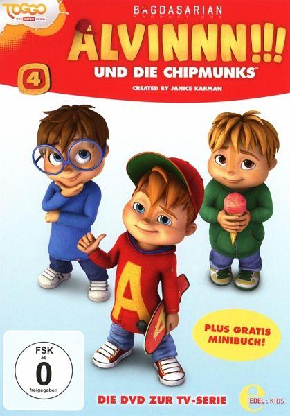 Alvinnn Und Die Chipmunks