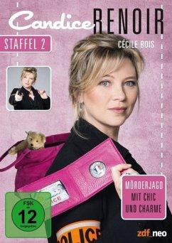 Candice Renoir - Staffel 2 (4 Discs) - Candice Renoir