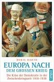 Europa nach dem Großen Krieg (eBook, ePUB)