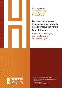 Zwischen inklusion und akademisierung aktuelle for Raumgestaltung weiterbildung