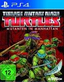 Teenage Mutant Ninja Turtles: Mutanten in Manhattan (PlayStation 4)