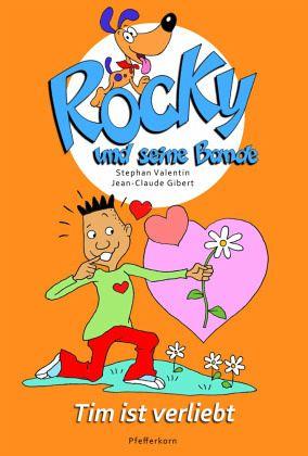 Buch-Reihe Rocky und seine Bande