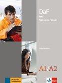DaF im Unternehmen A1-A2. Lehrerhandbuch