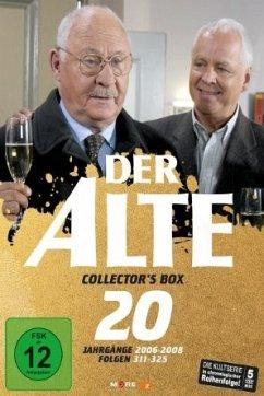 Der Alte - Collector's Box Vol. 20 (Folgen 311-325) DVD-Box - Der Alte
