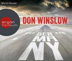 Germany / Frank Decker Bd.2 (6 Audio-CDs) - Winslow, Don