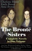 The Brontë Sisters - Complete Novels in One Volume: Jane Eyre, Wuthering Heights, Shirley, Villette, The Professor, Emma, Agnes Grey & The Tenant of Wildfell Hall (eBook, ePUB)