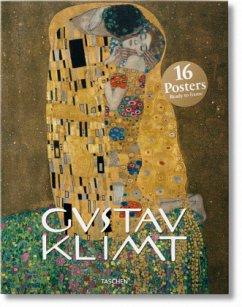 Klimt. Poster Set - Klimt, Gustav